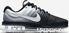 Nike Air Max 2017 Mens Running Shoes Black White Sneakers Trainers