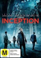 Inception - DVD Region 4