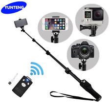 Yunteng YT-1288 Selfie Monopod Extendable Handheld Pole &Shutter for DSLR Gopro