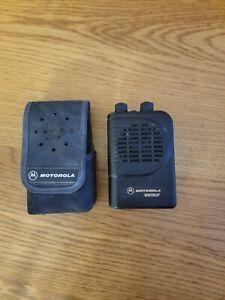 Motorola Minitor III (3) VHF Pager 151-159 MHz