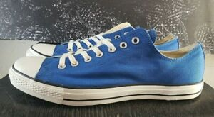 """CONVERSE """"CHUCK TAYLOR"""" CT OX in colors VICTORIA BLUE"""