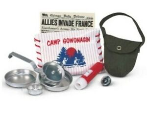 American Girl Molly's Camping Equipment - Archived - NIB - NRFB