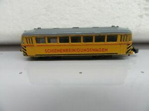Z Scale Marklin 8802 Powered Track Cleaning Car