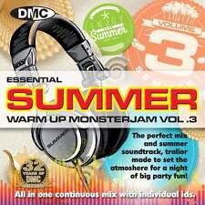 DMC Warm Up  Summer Monsterjam 3 Dance Party DJ CD Mixed By Ivan Santana