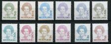 Nederland NVPH 1488-1501 Serie Beatrix Inversie 1991-2001 Postfris