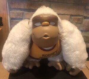 1979 Applause Rodney Needs Love Gorilla Monkey Ape Plush Stuffed Animal Toy