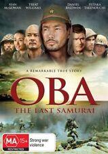 Oba - The Last Samurai (DVD, 2012) Region 4