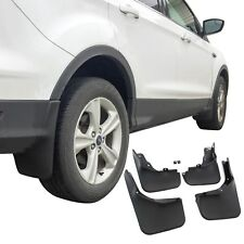 Ford Escape Mud Flaps 2013-2017 Guards Splash No Running Boards 4 Pc Front Rear