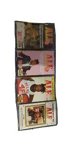 4 ALF Hörspiel MCs - Kasetten