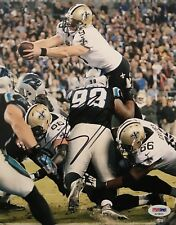 Drew Brees Signed New Orleans Saints 8x10 Photo SB Champs Psa/Dna All Time