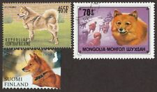 Finnish Spitz * Int'l Dog Postage Stamp Art Collection *Great Gift Idea*