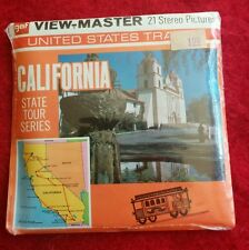 California State Tour Series for ViewMaster A170 G2 NOS