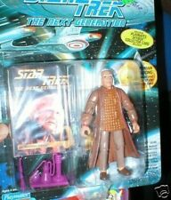 STAR TREK TNG DOCTOR NOONIAN SOONG MINT ON CARD