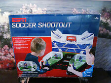 New LCD Scoring ESPN Soccer Shoot Out Electronic Arcade Sounds For 1-2 Playerss