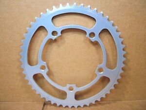 """New-Old-Stock SR (3/32"""") Alloy Chainring (50T and 118 mm BCD)"""