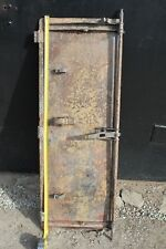 WW2 German Relic Body board Sd.Kfz10