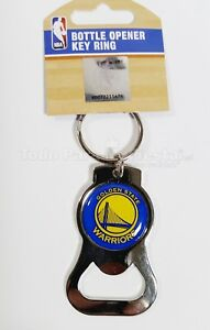 Golden State Warriors Bottle Opener NBA Key Ring Destapador Warriors