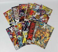 Set Of 11 Marvel 1996 X-Factor Comics Comic Books X-Men Deluxe L28
