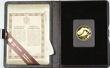 1980 Canada $100 Dollar 1/2 Oz Gold Proof Coin as Issued WW