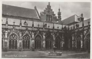 Ansichtkaart Nederland : Utrecht - Kloosterhof (boxa0002)