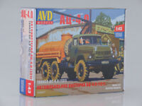 Kit model truck 1:43 ZIL-131 Tanker AC-4,0