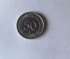 Germany . 50 pfennig 1978 F