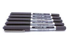 uni-ball Tintenroller eye micro (UB-150), Farbe: schwarz, Sparpack wählbar