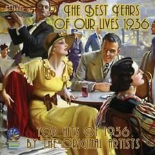 Various Artists-The Best Years Of Our Lives - 1936 (Us Import) Cd New