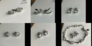 Stock Clearance Earrings Earring Studs Earring Bracelet Necklace Set