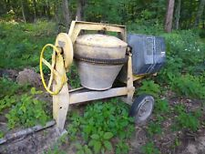 Stone 65cmtoro Cm 658h S 6 Cubic Foot Engine Drive Cement Mixer
