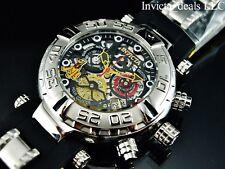 Invicta Disney® 47mm Subaqua Noma I Limited Edition Chronograph SilverTone Watch