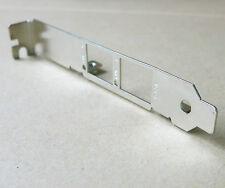 Soporte de dos puertos Ethernet iSCSI Hapco para Qlogic QLE4062C HBA IS0720604-00