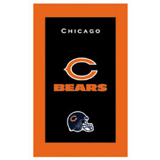 Chicago Bears Soft Cotton Bowling Towel (16x26) - New - Free Shipping!!