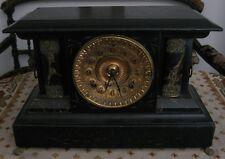 SPLENDIDO OROLOGIO DA TAVOLO AMERICANO - 1882 - ANSONIA CLOCK - NEW YORK