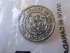 Rare 2012 Chuck E Cheese STAR CAST MEMBER OF THE MONTH Pin New In Bag
