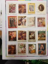 Teach Using Worldwide Stamps - Many Subjects On Stamps -See Description