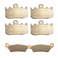 Volar Sintered HH Front & Rear Brake Pads for 2006-2013 BMW R1200GS Adventure