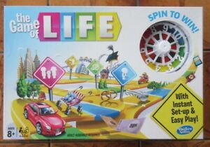 THE GAME OF LIFE - Hasbro 2015 - Complete & VGC