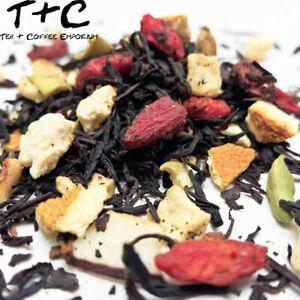 Gifts of Autumn - Premium Black Tea - Based Ceylon (25g - 1kg)