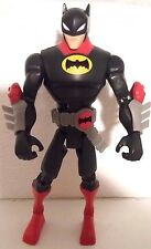 "Ninja Warrior THE BATMAN Mattel Action Figure Shadow Tek Ultra 2007 7"" comic toy"