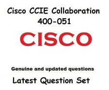 400-051 Cisco CCIE Collaboration Exam questions and answers