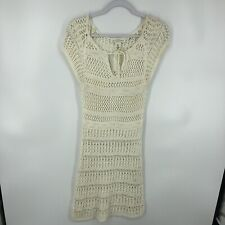 LOGG by HM Crochet Dress Swimsuit Cover Size S