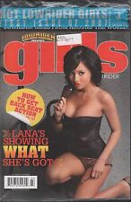 """Lowrider Girls Spring 2007 """"Lana's Showing what she's Got"""" Sealed EX 021116DBE"""