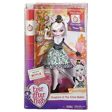 Ever After High BUNNY BLANC Daughter of The White Rabbit Doll (CDH57) by Mattel