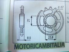 HONDA CROSS CR 250 CRE CR250 500 PIGNONE CATENA SPROCKET CHAIN Z14 23801ML3871