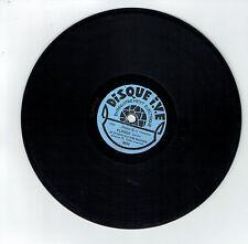78T 19cm GARDE REPUBLICAINE Disque Phono FLINGO -MARCHE LORRAINE -IVE 5039 RARE