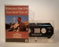 Tennessee Ernie Ford - How Great Thou Art Cassette