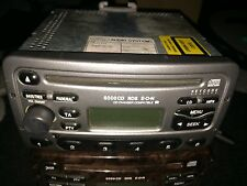 ford 6000 RDS car CD player TRANSIT FOCUS CONNECT MONDEO ESCORT FIESTA - Grey
