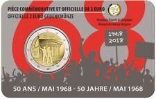 2 Euro - Belgien  2018 -  MAI 68