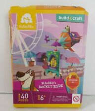 Pottery Barn Kids Advanced Iii Nacho's Rocket Ride Construction Toy 6+ #7047